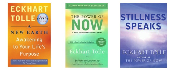 Eckhart tolle book pictures